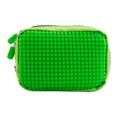 Kreativní pixelová příruční taška Pixelbags zelená/zelená B003