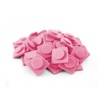 Velké pixely Pixelbags růžové P001