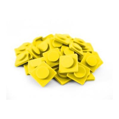 Velké pixely Pixelbags banánově žluté P001