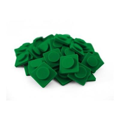 Velké pixely Pixelbags tmavě zelené P001