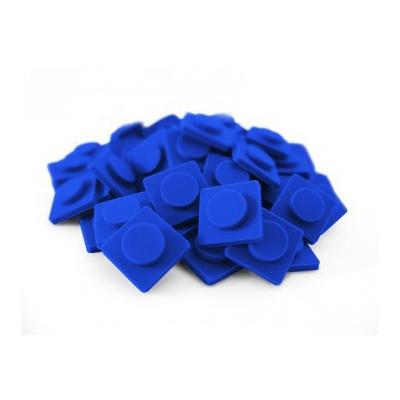 Velké pixely Pixelbags královsky modré P001
