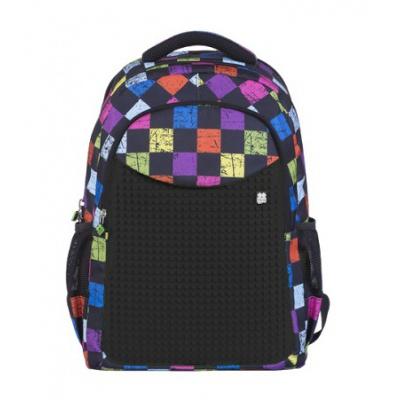 Školský kreatívny batoh farebná kocka PXB-06-Y24