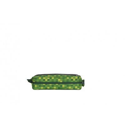 Kreativní pixelová taška přes rameno zelená kostka PXB-04-D24