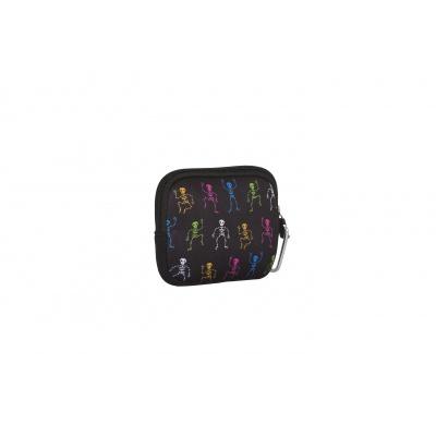 Kreativní pixelové pouzdro PIXIE CREW barevní kostlivci PXA-08-10