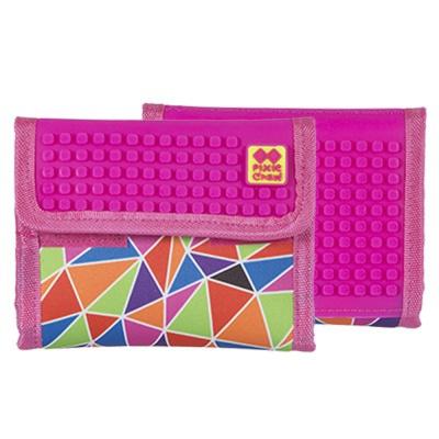 Kreativní pixelová peněženka PIXIE CREW multibarevná mozaika PXA-10-05