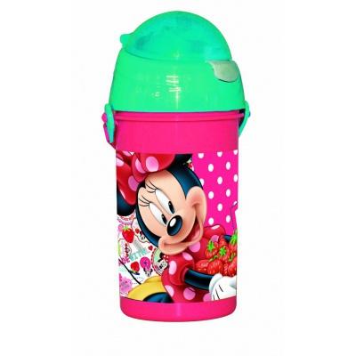 Minnie Mouse láhev na pití s víčkem B0110-6
