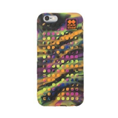 Kreativní pixelový obal na mobil iPhone 6 multibarevný PXT-02-99