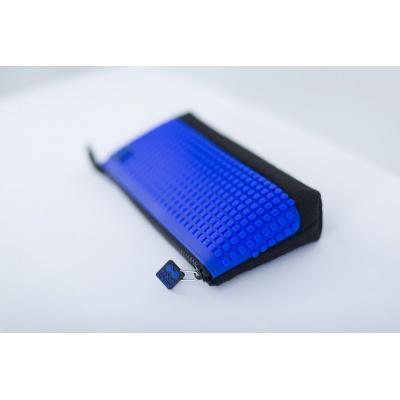 Kreatívny pixelový školský peračník kráľovská modrá/čierna PXA-01-L13