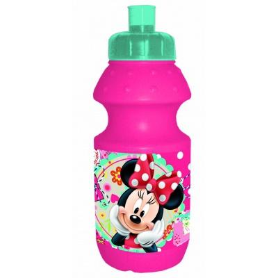 Minnie Mouse sportovní láhev na pití s víčkem B0128-6