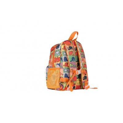 Dětský kreativní pixelový batoh veselá zoo/svítící ve tmě PXB-18-02