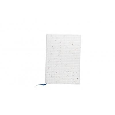 Kreatívny pixelový diár s obalom biele hviezdy PXN-01-G22