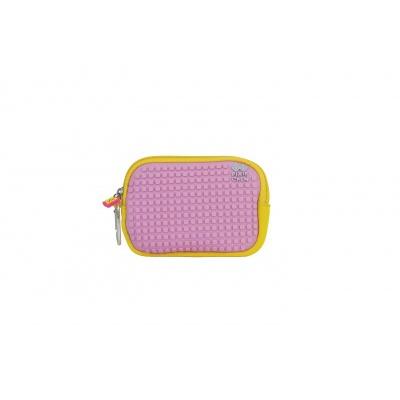 Kreativní pixelové pouzdro PIXIE CREW plusy růžová PXA-08-13