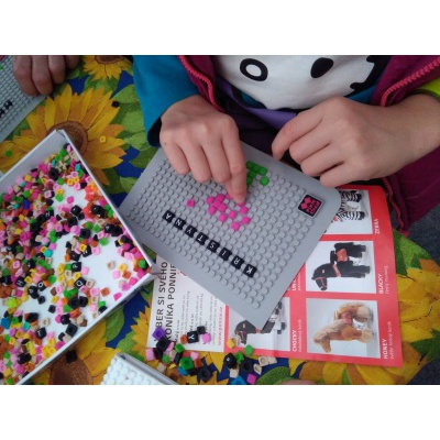 Edukační panel a stolní hry pro děti od 3 let - PXX-05-IN-2