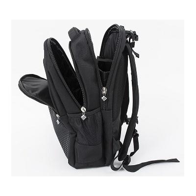 Školní kreativní pixelový batoh černý PXB-05-L24