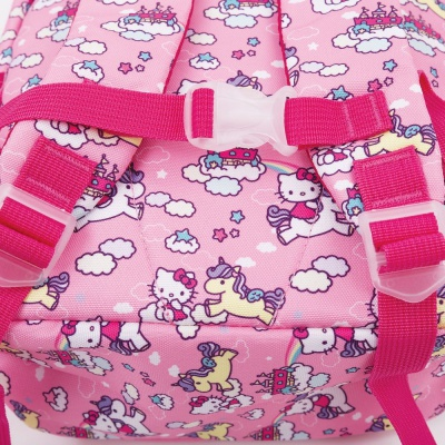 Dětský kreativní pixelový batoh Hello Kitty - jednorožec PXB-18-88 s náramkem ZDARMA