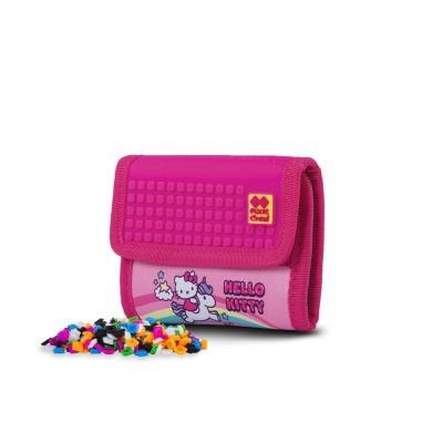 Kreatívna pixelová peňaženka PIXIE CREW Hello Kitty - jednorožec PXA-10-88
