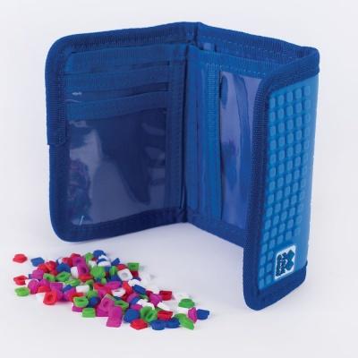 Kreativní pixelová peněženka PIXIE CREW Dino PXA-10-90