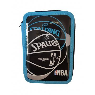 NBA Ball školní penál dvoupatrový B0022-6