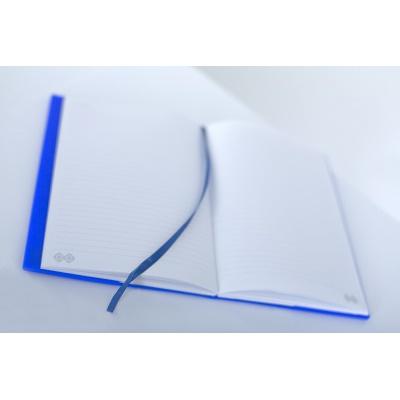 Kreativní pixelový diář s obalem modrý PXN-01-13