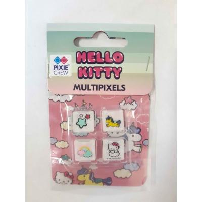 Multipixely Hello Kitty - jednorožec