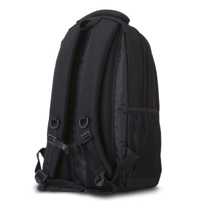 Školní kreativní pixelový batoh s penálem černá abeceda PXB-16