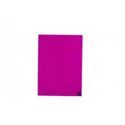 Kreativní pixelová hrací deska fuchsiová PXX-01-15