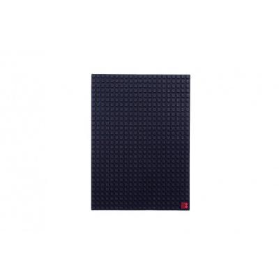 Kreativní pixelová hrací deska černá PXX-01-24
