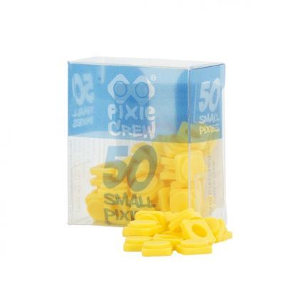 Malé pixely PIXIE CREW žlutá PXP-01-04