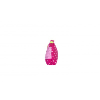 Kreativní pixelový školní penál fuchsiová/růžová PXA-02-G17