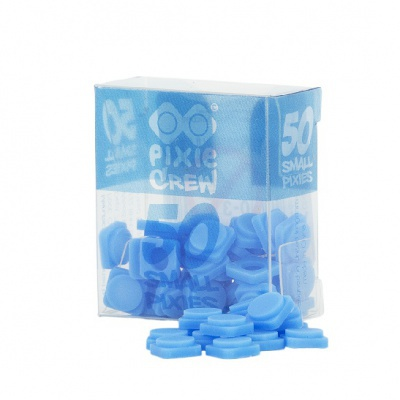 Malé pixely PIXIE CREW modrá PXP-01-11
