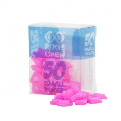 Malé pixely PIXIE CREW neon růžová PXP-01-16