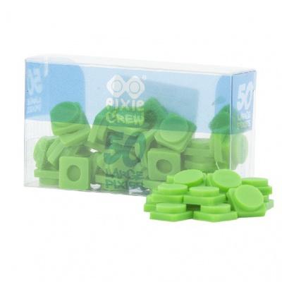 Velké pixely PIXIE CREW zelený PXP-02-07