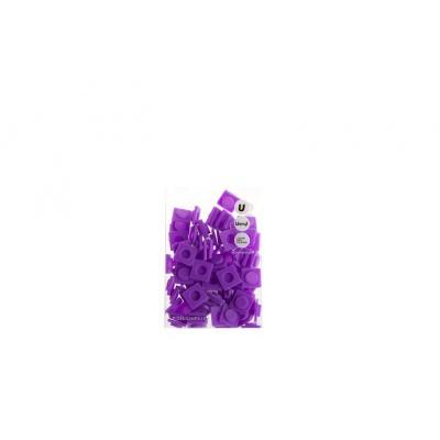 Malé pixely Pixelbags fialová P002