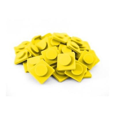 Malé pixely Pixelbags banánově žlutá P002