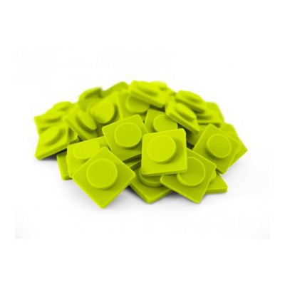 Malé pixely Pixelbags mentolově zelená P002