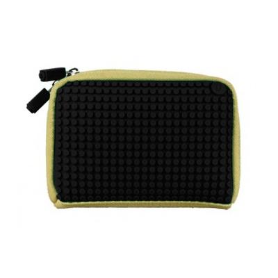 Kreativní pixelová příruční taška Pixelbags černá B001